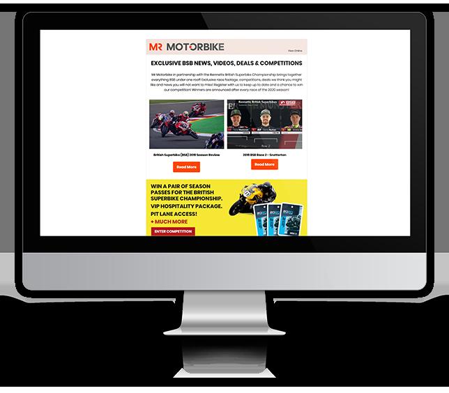 Mr Motorbike Newsletter